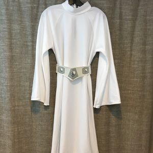 Star Wars Princess Leia Childs Large Costume